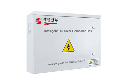 Intelligent DC Solar Combiner Box(Steel box)